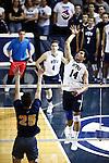 2017 BYU Men's Volleyball vs San Diego