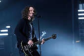 Soundgarden at The Fox Theatre in  Detroit on 5-17-17. <br /> Photo credit: Ken Settle/Atlasicons.com