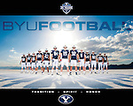 BYU Football Posters