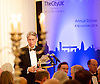 TheCityUK<br /> Annual Dinner <br /> 4th November 2014 <br /> at The Mansion House, London, Great Britain <br /> <br /> The Rt Hon Philip Hammond MP <br /> Secretary of State for Foreign and Commonwealth Affairs <br /> speech <br /> <br /> Photograph by Elliott Franks <br /> Image licensed to Elliott Franks Photography Services