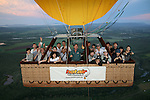 20110215 FEBRUARY 15 Cairns Hot Air Ballooning