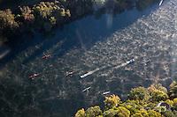 Rowing, kayaking, and canoeing, water sports on Lady Bird Lake Austin Stock Photo Image Gallery