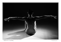 Limited edition low key art nudes for A1 and A3 prints