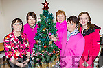 Kilcummin ladies who are preparing to celebrate Womens Chritsmas by holding a pink dance for charity in Kilcummin Klub bar l-r: Carmel O'Riordan, Marie Lehane, Brid Fleming, Kathleen Ryan and Elaine Coffey