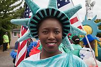 Independence Day Parade, Burien Stock Photos