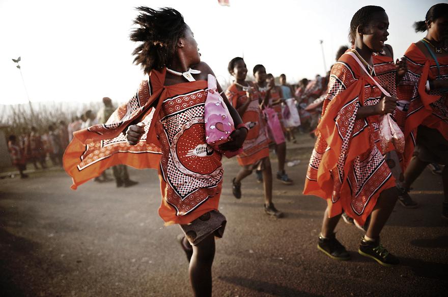 Swaziland : Le roi fou et ses 60 000 vierges