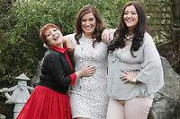 """NO REPRO FEE .34/3/2011. TV3's Midday team weight loss. Three of TV3's 'Midday' team, Mary McEvoy, Jules Fallon and Elaine Crowley have been put through the ringer in the name of looking good. Find out how much fat have lost, how many inches they've trimmed, and how toned, tightened and tweaked our budding Divas have become. Tune into Midday - weekdays from 11:50am on TV3For over six weeks, three of TV3's Midday team have been put through the ringer in the name of looking good. In their quest to find out what it takes to be a Hollywood Diva, presenter Elaine Crowley, actress Mary McEvoy and model boss Jules Fallon have undertaken """"No Pain, No Gain with Elaine"""", where they were subjected to personal trainers, strict dieting, and experimental beauty treatments.They've boxed, pumped iron, run, had bits of themselves hoovered and ironed, and lots of other things too embarrassing to mention! Now, it's the moment of truth - we find out how much fat they've lost, how many inches they've trimmed, and how toned, tightened and tweaked our budding Divas have become. Picture James Horan/Collins Photos"""