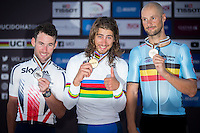UCI Road World Champs, Day 8 - 16 Oct 2016