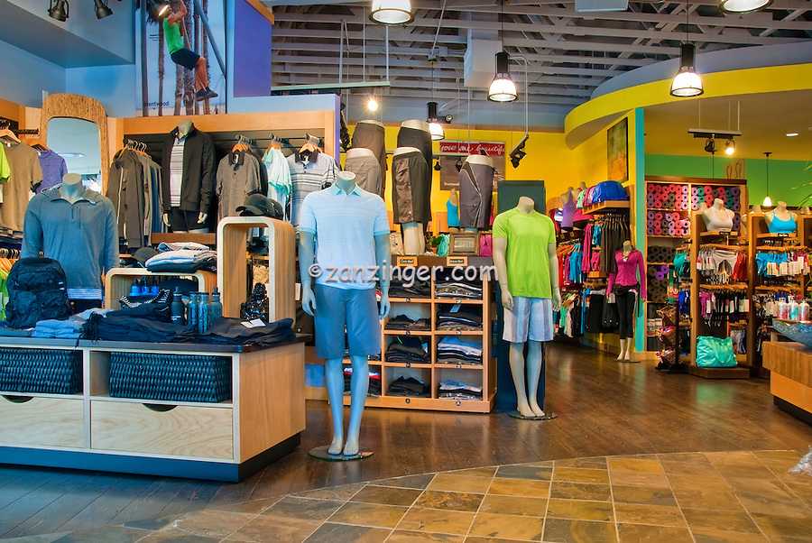 lululemon athletica, yoga-inspired athletic, apparel, Pasadena, CA, Old Town, Colorado, Boulevard,