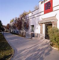 Fabien Fryns - Beijing