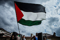 Italy: #GAZA HORRA!