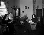 Duquesne University Catholic sisters and laywomen in bible study - Duquesne University 1932
