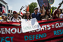 Peoples Climate March - LDF & Amazon