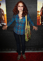 HOLLYWOOD, LOS ANGELES, CA, USA - MAY 30: Amy Yasbeck at 'The Odd Way Home' Los Angeles Premiere held at the Arena Cinema Hollywood on May 30, 2014 in Hollywood, California, Los Angeles, California, United States. (Photo by Celebrity Monitor)