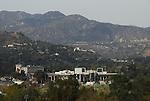 Rose Bowl and Brookside Park in Pasadena