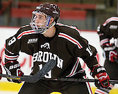 Matt Lorito (Brown - 19) - The Harvard University Crimson defeated the visiting Brown University Bears 3-2 on Friday, November 2, 2012, at the Bright Hockey Center in Boston, Massachusetts.