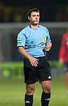 Ross County v St Johnstone....04.01.14   SPFL<br /> Ref Euan Norris<br /> Picture by Graeme Hart.<br /> Copyright Perthshire Picture Agency<br /> Tel: 01738 623350  Mobile: 07990 594431