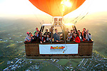 20110429 April 29 Gold Coast Hot Air Ballooning
