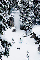 Skier: Ed Duajrdin<br />