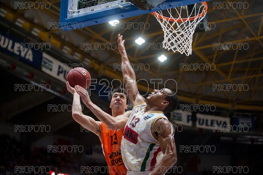 Valencia Basket 88-59 Umana Reyer Venice (3-11-2015)