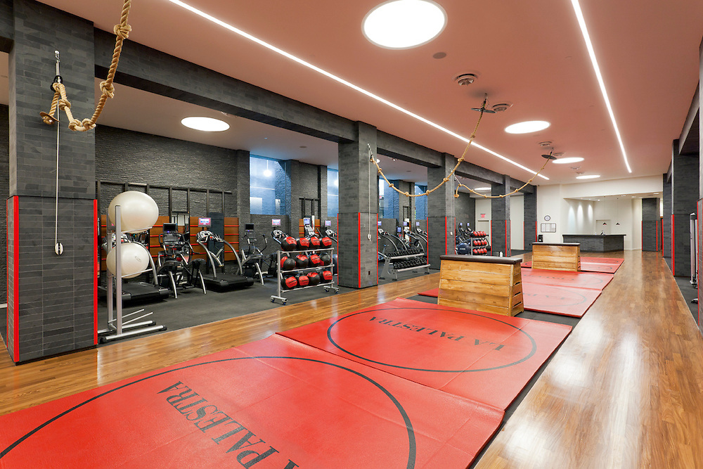 Gym and Exercise Rooms