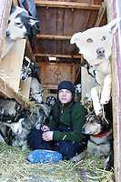 Saul Turner is running in his first Yukon Quest in February.