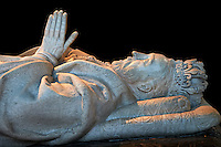 Tomb of King Henry II of France (1519 - 1559) second son of Francis I. The Gothic Cathedral Basilica of Saint Denis ( Basilique Saint-Denis ) Paris, France. A UNESCO World Heritage Site.. The Gothic Cathedral Basilica of Saint Denis ( Basilique Saint-Denis ) Paris, France. A UNESCO World Heritage Site.. The Gothic Cathedral Basilica of Saint Denis ( Basilique Saint-Denis ) Paris, France. A UNESCO World Heritage Site.