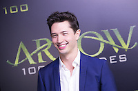 VANCOUVER, BC - OCTOBER 22: Joe Dinicol at the 100th episode celebration for tv's Arrow at the Fairmont Pacific Rim Hotel in Vancouver, British Columbia on October 22, 2016. Credit: Michael Sean Lee/MediaPunch