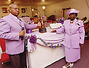 Macedonia Baptist Church on the occasion of the church's 101st Anniversary,  2002