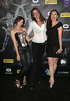 BEVERLY HILLS, CA - April 20: Danielle Burgio, Melanie Wise, Tammie Baird, At Artemis Women in Action Film Festival - Opening Night Gala At The Ahrya Fine Arts Theatre In California on April 20, 2017. Credit: FS/MediaPunch