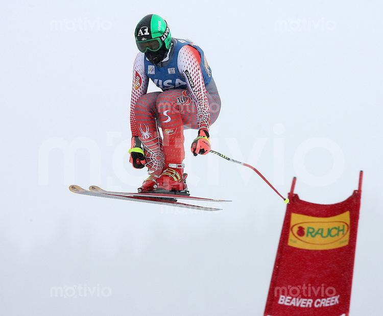 Ski Alpin; Saison 2006/2007   Training Herren Fritz Strobl (AUT)