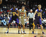 Ole Miss' Will Norman (24) vs. LSU in Oxford, Miss. on Saturday, February 25, 2012.
