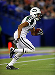 3 December 2009: New York Jets' wide receiver Brad Smith in action against the Buffalo Bills at the Rogers Centre in Toronto, Ontario, Canada. The Jets defeated the Bills 19-13. Mandatory Credit: Ed Wolfstein Photo