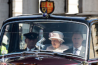 15.08.2015 - VJ Day: Queen & Veterans at 70th Anniversary Commemorations of War's End