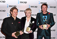 Iconic British band Duran Duran honoured with the Golden Note Award at annual ceremony celebrating the best songwriters and composers. <br /> CAP/JOR<br /> &copy;JOR/Capital Pictures /MediaPunch ***NORTH AND SOUTH AMERICAS ONLY***