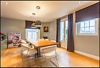 BNPS.co.uk (01202 5588330<br /> Pic: KnightFrank/BNPS<br /> <br /> This Regency villa with royal credentials is sure to cause a scrum as it goes on the market thanks to its former owners.<br /> <br /> Hallery House in Cheltenham was the home of the Queen's granddaughter Zara Tindall and her retired rugby-player husband Mike until 2013, when they moved to her mother Princess Anne's Gatcombe Park estate in Gloucestershire.<br /> <br /> They sold the Grade II listed house for &pound;1.2million and four years later the current owner has put it on the market with Knight Frank for &pound;1.695million.