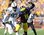 2016 Michigan football vs Penn State, 9-24-16