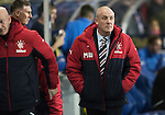Rangers v St Johnstone&hellip;26.10.16..  Ibrox   SPFL<br />Rangers manager Mark Warburton<br />Picture by Graeme Hart.<br />Copyright Perthshire Picture Agency<br />Tel: 01738 623350  Mobile: 07990 594431