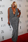 RHOA Cast Member NeNe Leakes Attends E!, ELLE & IMG KICK-OFF NYFW: THE SHOWS WITH EXCLUSIVE CELEBRATION HELD AT SANTINA IN THE MEAT PACKING DISTRICT