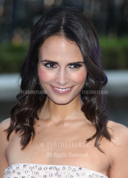 Jordana Brewster arriving for the 'Fast And Furious 6' Premiere, at Empire Leicester Square, London. 07/05/2013 Picture by: Alexandra Glen / Featureflash