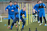 St Johnstone Training&hellip;07.04.17<br />Steven Anderson and Graham Cummins pictured during training this morning at McDiarmid Park ahead of tomorrow&rsquo;s trip to Inverness<br />Picture by Graeme Hart.<br />Copyright Perthshire Picture Agency<br />Tel: 01738 623350  Mobile: 07990 594431