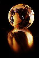 Mondo di vetro. World of glass....