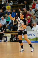Jana Srapelfeldt (BSV) beim Wurf