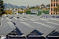 Solar Panels Los Andeles LADWP Building