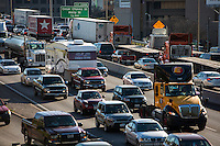 About 216,000 Austinites drive to downtown on I-35 each day. Of those, about 85 percent drive alone. That's about as many people as our current transit system can handle. To see real improvement in traffic conditions, Austin would have to reduce the amount of such commuters to about 80 percent. Ideally, that portion would be reduced to 70 percent.