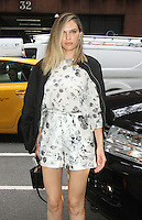 NEW YORK, NY-June 29: Erin Foster at Today Show  to talk about new season of Barely Famous VH1 in New York. NY June 29, 2016. Credit:RW/MediaPunch