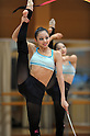 "Nina Saeed Yokota, MARCH 23, 2012 - Rhythmic Gymnastics : Japanese Rhythmic Gymnastics Team ""FAIRY JAPAN POLA"" open the practice for press at Japan Sports Institute of Science in Itabashi, Japan. (Photo by Atsushi Tomura /AFLO SPORT) [1035]"