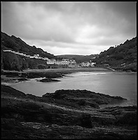Rocks, Combe Martin, North Devon | Monochrome