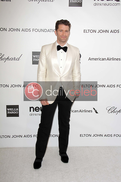 Matthew Morrison<br />