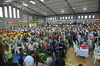 """TAMESIS, CO JULY 24: People attend the  """"Encuentro de Dirigentes del Suroeste"""" in Tamesis Antioquia on July 24, 2016.(Photo by VIEWpress/Guillermo Betancur)"""